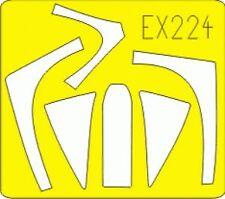 Eduard 1/48 A-10 Thunderbolt II paint mask for Hobby Boss kit # EX224*