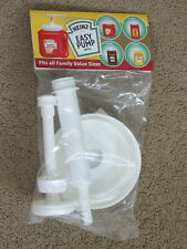 New Nip Heinz Easy Pump fits all family/concession value sizes - ketchup,mustard