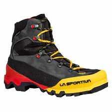 Scarpa trekking uomo La Sportiva AEQUILIBRIUM LT GTX - col.black/yellow