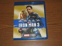 Iron Man 3 (Blu-ray Disc, 2017,1-Disc Set) - Marvel Studios Phase 2 - No Digital