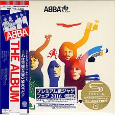 ABBA-THE ALBUM-JAPAN MINI LP SHM-CD BONUS TRACK Ltd/Ed G00