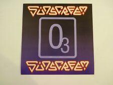 Sunscreem O3 Cardboard LP Record Photo Flat 12X12 Poster