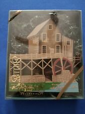 Shelia's collectibles houses Glade Creek Grist Mill