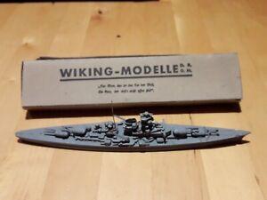 Wiking Modell Schiff