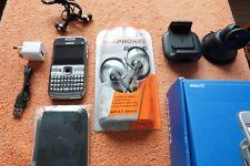 Nokia e72 l XXL set l Symbian WLAN hspda GPS QWERTZ 5mp