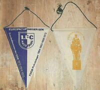 RAR Orig. Wimpel 1.FC Magdeburg FDGB Pokalsieger 1978 DDR Oberliga  FCM 1.FCM