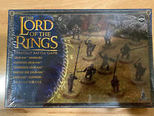 The Lord of Rings Strategy Battle Game - Urukhai Warriors - New