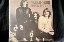 "Warhorse Doll House (demos + live) Limited Edition 12"" vinyl LP New + Sealed"