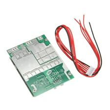 4S 100A 12V LiFePo4 18650 Battery Cell BMS Protection Board + Balance With Cable