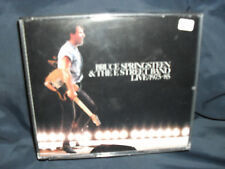 Bruce Springsteen & the E-street band – Live/1975-85 - 3cd-box