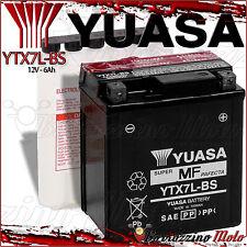 BATTERIA YTX7L-BS ORIGINALE YUASA HONDA HORNET 600 ANNO 2005-2006-2007