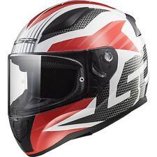 Casco Moto Integrale Ls2 103909902 FF390 Breacker Rosso