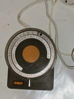 Paterson CdS Enlarging meter with Manual- Dark room - Developing tool