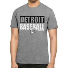 '47 Men's Detroit Tigers Grey Club T-Shirt NWT Sz M