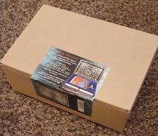 IRON MAIDEN - Eddie's Archive 6 x CD BOX SET - Embossed Metal Casket - *1st ed*