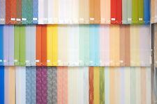 Ersatz Lamelle Polyester Maß Anfertigung 260 cm lang Farbe J 014