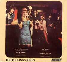 "Rolling Stones"" Honky Tonk Women ""Original EP Mex 1969 VG VG Dura"