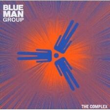 BLUE MAN GROUP - THE COMPLEX CD ROCK 15 TRACKS NEW+