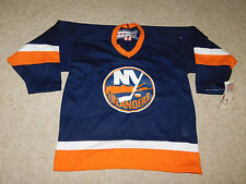 NEW OLD STOCK  NEW YORK ISLANDERS HOCKEY JERSEY YOUTH X LARGE PECA
