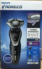 Philips Norelco 5800 Aquatec Wet&Dry electric Shaver, Model S5355/82. Brand New.