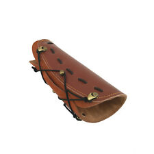 Leather Archery Arm Guard Forearm Protector for Traditonal Bow Hunting Shooting