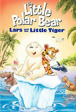 The Little Polar Bear: Lars and the Little Tiger (DVD, 2005)