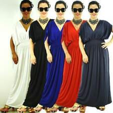 Machine Washable Maxi Dresses for Women with Smocked