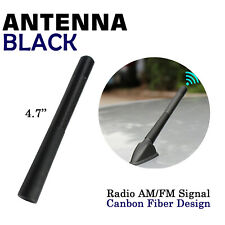 Vehicle Antenna Restoration For SubaruLibertyWRX-ALL Black Carbon Fiber Design