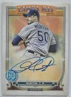 2020 Topps Gypsy Queen Charlie Morton Auto Insert Tampa Rays Signed Card SP