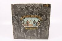 The Chambers Brothers Greatest Hits Vault Records 33 RPM Vinyl Record Album LP