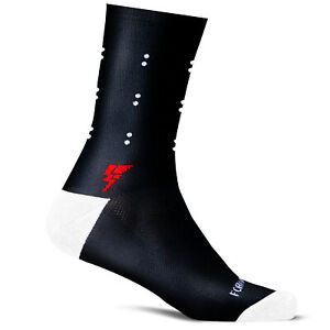 Forward Dots Cycling Socks