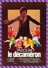 Postcard Poster Film - THE DECAMERON