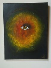 Solar Flare, 2000-Now, Artist, Fantasy, Medium (Up to 30in.), Signed, Surrealism
