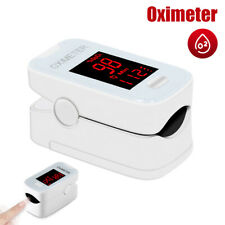 Fingertip Pulse Oximeter Oxygen Saturation Meter SPO2 PR Blood Monitor Finger HA