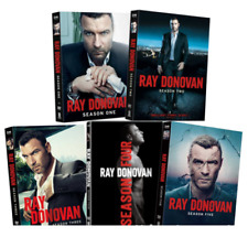 RAY DONOVAN Seasons 1-5 DVD SET