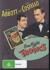 One Night In The Tropics - Abbott and Costello New and Sealed DVD