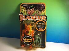 VINTAGE 1983 GALOOB BLACKSTAR ACTION FIGURE MOC GARGO VAMPIRE MAN LASER LIGHT