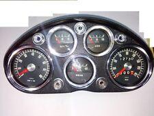 Fiat abarth 750 500 600 abarth 850 1000 raro veglia cruscotto 5 strumenti