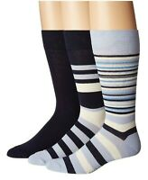 Cole Haan Town Stripe Crew 3-Pack Socks $27