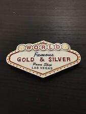 Famous Gold and Silver Pawn Shop/Pawn Stars Las Vegas Christmas Ornament