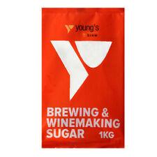 Brewing Sugar 1 Kilo Bag
