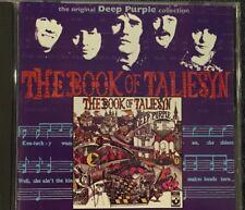 Book of Taliesyn DEEP PURPLE remastered CD. Black Sabbath Dio