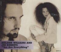 Melanie Williams You are everything (1995, #6611752, & Joe Roberts) [Maxi-CD]