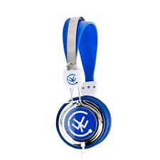 Auriculares azul diadema DJ