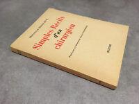 Docteur René Suc SIMPLES RECITS D'UN CHIRURGIEN 1946 éd° Didier VOIVENEL - CA29B