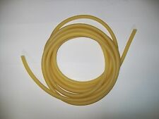 5 feet 1/2 I.D x 1/16 WALL Surgical Latex Rubber Tubing