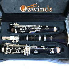 Buffet Crampon R-13 Professional Clarinet With Silver Keys Demo Model