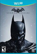 Batman: Arkham Origins Wii-U New Nintendo Wii U, nintendo_wii_u