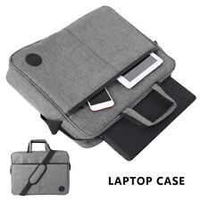 15.6 inch Waterproof Laptop PC Shoulder Bag Carrying Soft Notebook Case Cover SC