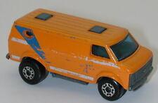 Matchbox Lesney Superfast No. 66 Chevy Van